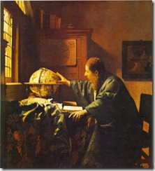 Vermeer-the-Astronomer